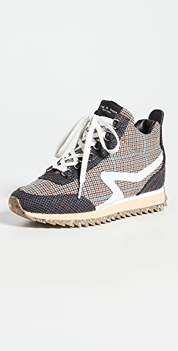 Rag & Bone - 复古登山运动鞋