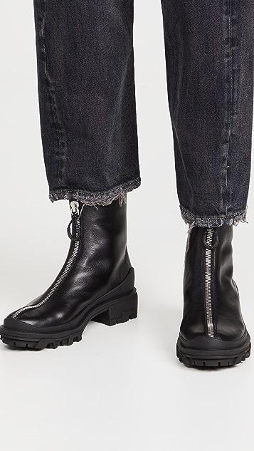 Rag & Bone Shiloh Sport Zip Boots