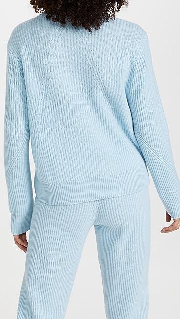 Rag & Bone Pierce Cashmere Turtleneck Sweater