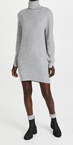 Rag & Bone - Pierce Cashmere Turtleneck Dress