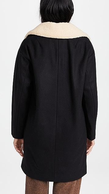 Rag & Bone Nini Cocoon Coat