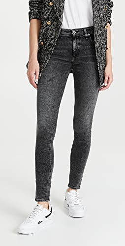 Rag & Bone - Cate Mid-Rise Skinny Jeans