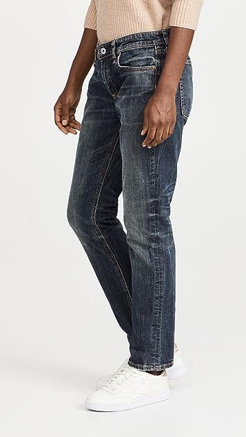 Rag & Bone Dre Low Rise Slim Boyfriend Jeans