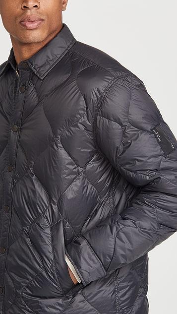 Rag & Bone Padded Dane Shirt Jacket