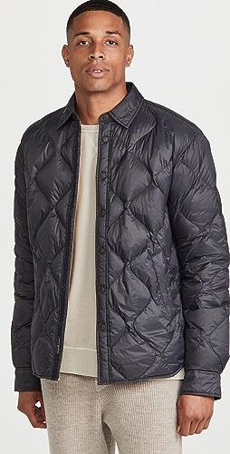 Rag & Bone - Padded Dane Shirt Jacket