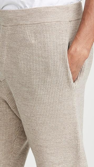 Rag & Bone Undyed Wool Sweatpants