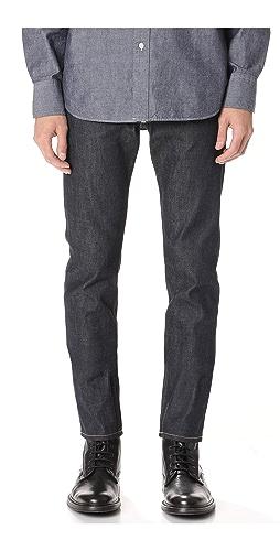Rag & Bone Standard Issue - Fit 2 Raw Selvedge Jeans
