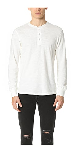 Rag & Bone Standard Issue - Basic Henley