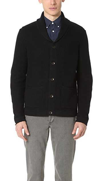 Rag & Bone Standard Issue Standard Issue Avery Shawl Cardigan