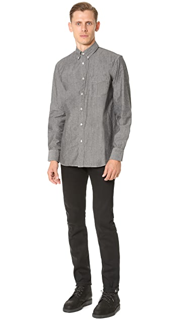Rag & Bone Standard Issue Standard Issue Chambray Shirt