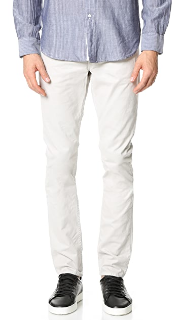 Rag & Bone Standard Issue Standard Issue Fit 2 Twill Jeans
