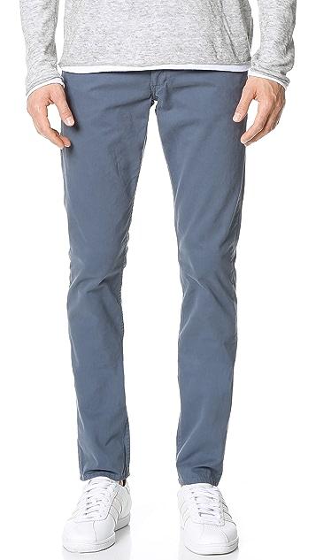 Rag & Bone Standard Issue Standard Issue Fit 2 Twill Jeans