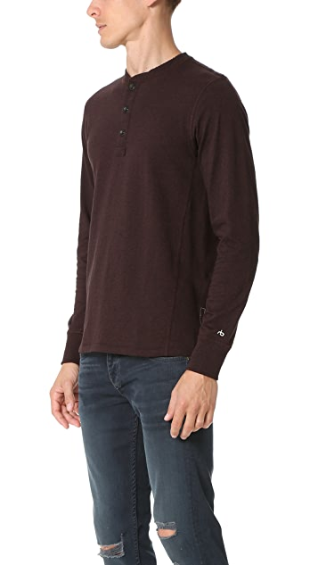 Rag & Bone Standard Issue Standard Issue Basic Henley