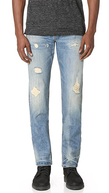 Rag & Bone Standard Issue Standard Issue Fit 3 Jeans