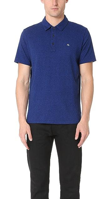 Rag & Bone Standard Issue Standard Issue Polo Shirt