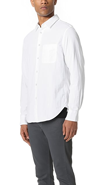 Rag & Bone Standard Issue Standard Issue Beach Shirt