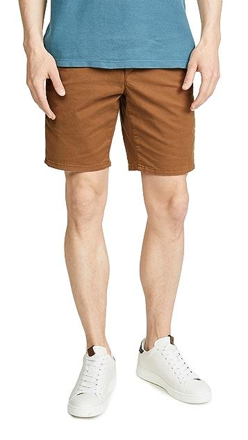 Rag & Bone Standard Issue Classic Chino Shorts