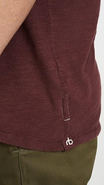 Rag & Bone Standard Issue Short Sleeve Classic Tee