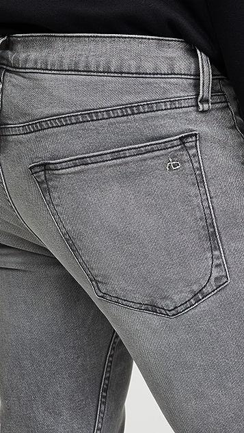 Rag & Bone Standard Issue Fit 2 Jeans in Greyson Wash
