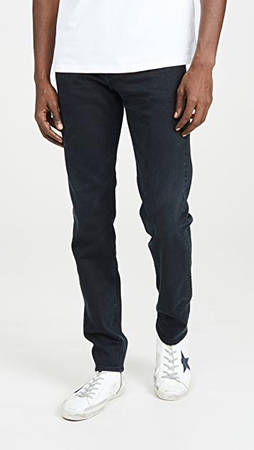 Rag & Bone Standard Issue Fit 2 Jeans in Blackened Navy