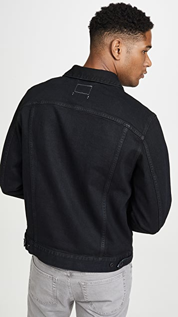 Rag & Bone Standard Issue Definitive Jean Jacket