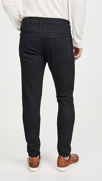 Rag & Bone Standard Issue Fit 1 Denim in Reckless Night Wash Jeans