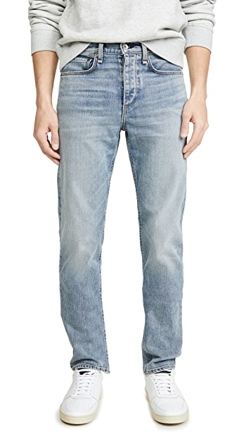 Rag & Bone Standard Issue Fit 2 Jeans in Hayes Wash