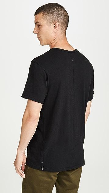 Rag & Bone Standard Issue Short Sleeve Classic T-Shirt