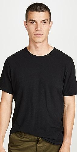 Rag & Bone Standard Issue - Short Sleeve Classic T-Shirt