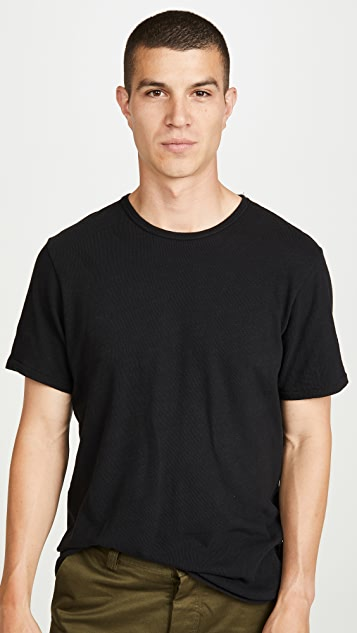 Rag & Bone Standard Issue Short Sleeve Classic T-Shirt