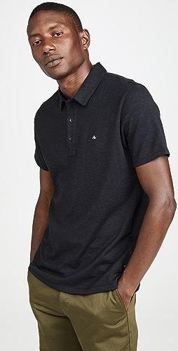 Rag & Bone Standard Issue - Short Sleeve Classic Polo Shirt