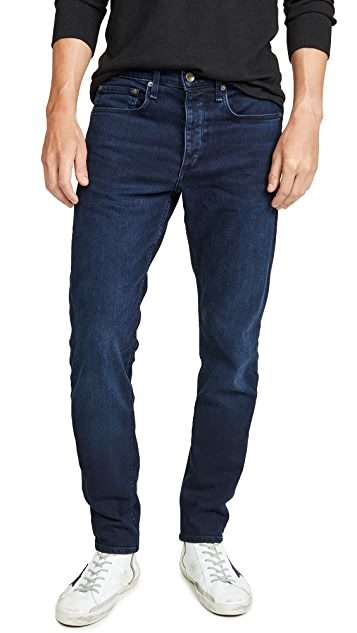 Rag & Bone Standard Issue Fit 2 Denim in Bayview Wash
