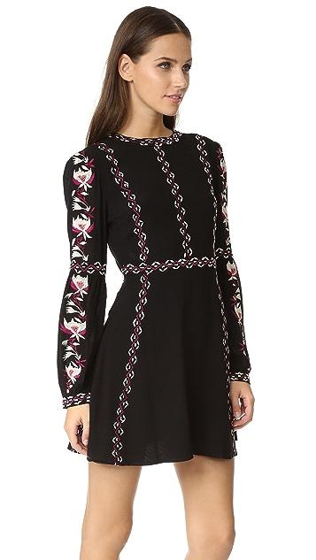 Rahi Posy Sweetheart Dress