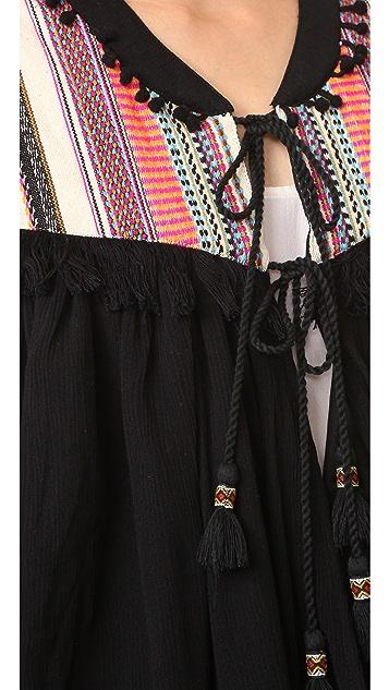 RahiCali Nomad Fringe Jacket