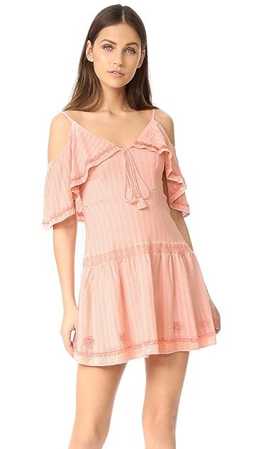 RahiCali Wildflower Lolita Dress - Blush Rahi Cali HhMU1
