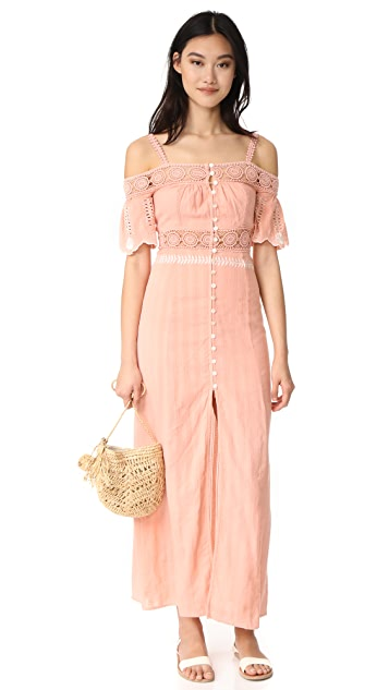 RahiCali Daisy Maxi Dress