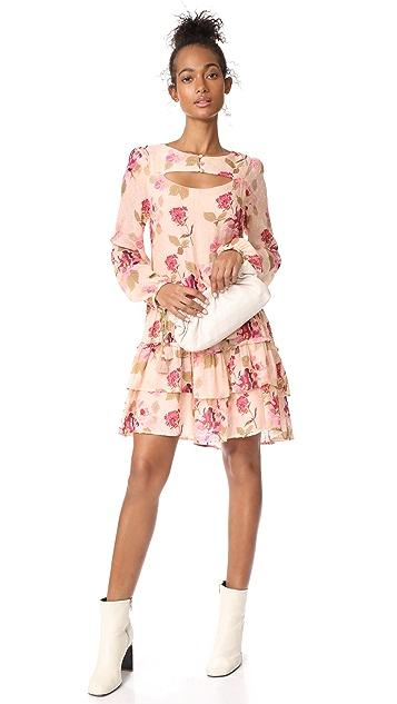 Rahi Wisteria Cutout Dress