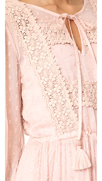 RahiCali Dulce Crochet Dress