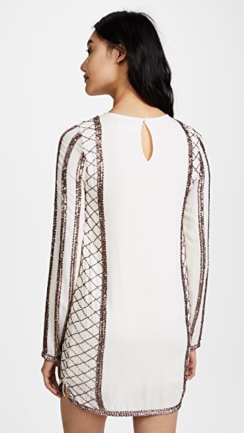 Rahi Everly Beaded Shift Dress