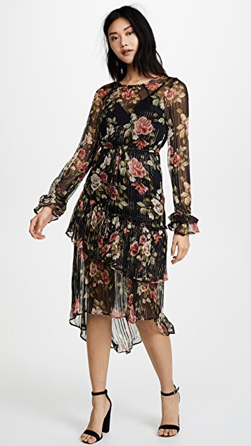 Rahi Holly Asymmetrical Dress