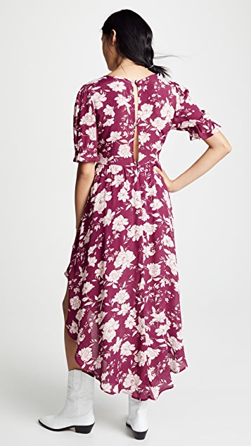 Rahi Secret Love Asymmetrical Dress
