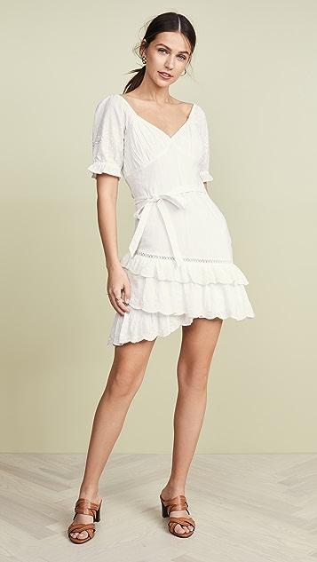 Rahi Платье с оборками Solstice