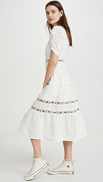 Rahi Marbella Nicola Dress连衣裙