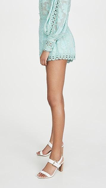 Rahi Poppy Ana Shorts