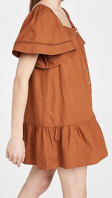 Rahi Tika 长衫式连衣裙