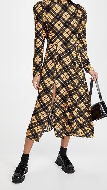 Rahi Long Sleeve Midi Dress