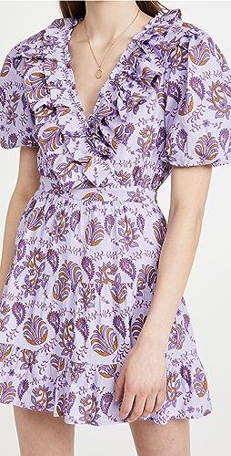 Rahi - Paisley Amber Dress