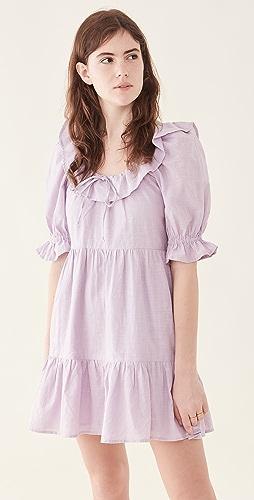 Rahi - Ruffle Maureen Dress