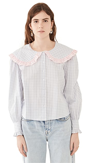 Rahi Phoebe 格纹女式衬衫