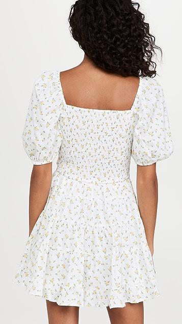 Rahi Molly Smock Mini Dress